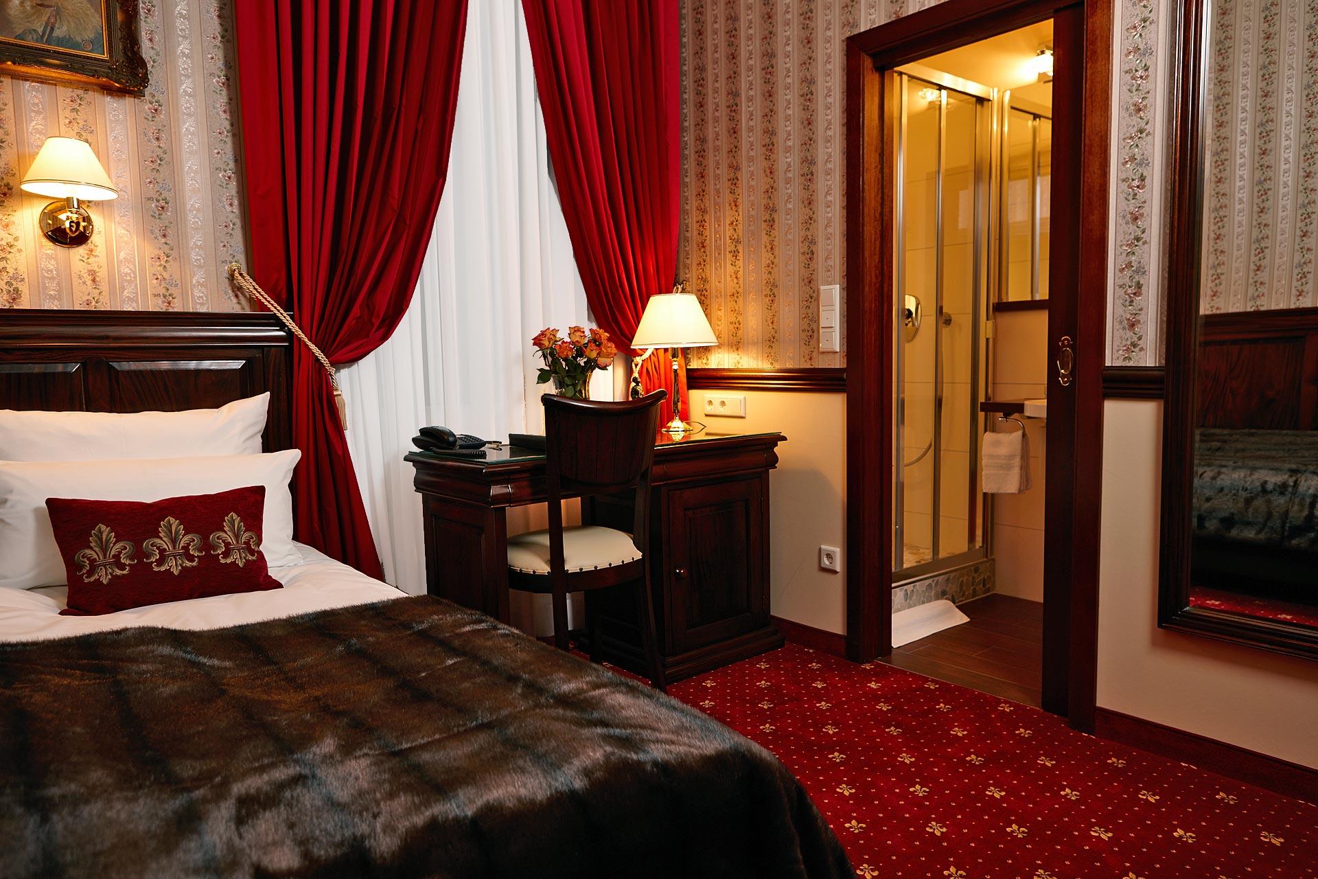 Chambre simple classique