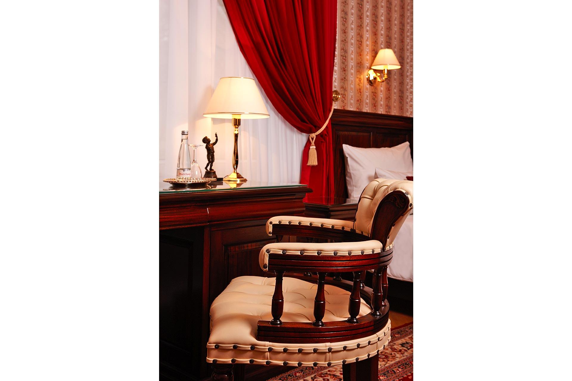 Doppelzimmer mit getrennten Betten