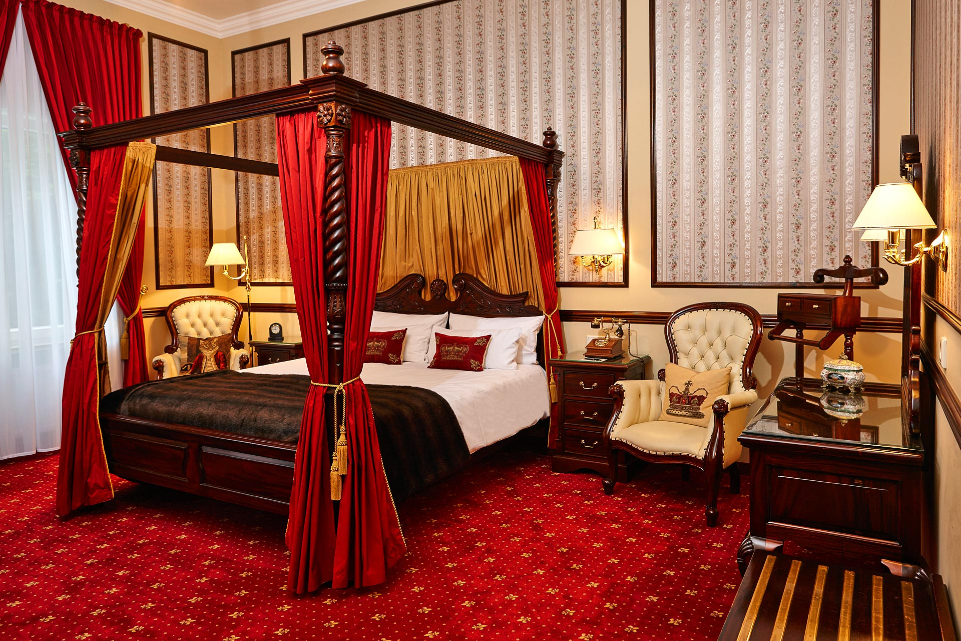 Prestige Deluxe Room