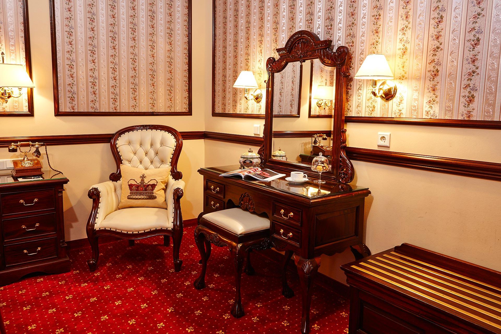 Prestige Deluxe Zimmer